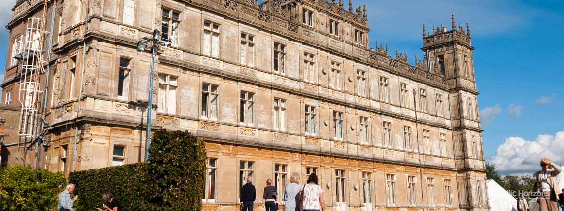 Highclere Castle - guided taxi tours to Highclere Castle from Bath and the West of England