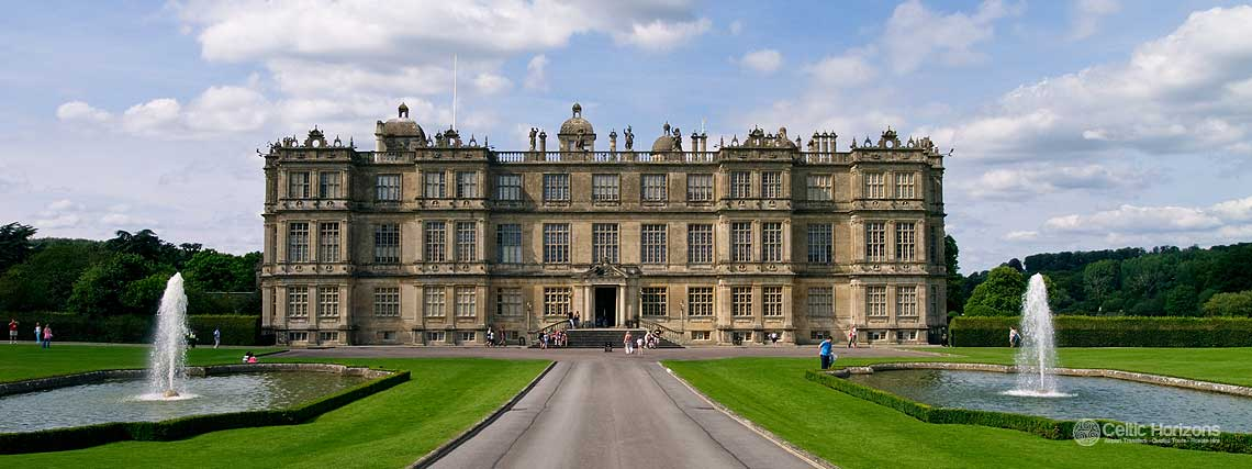 Longleat - guided taxi tours to Longleat from Bath and the West of England
