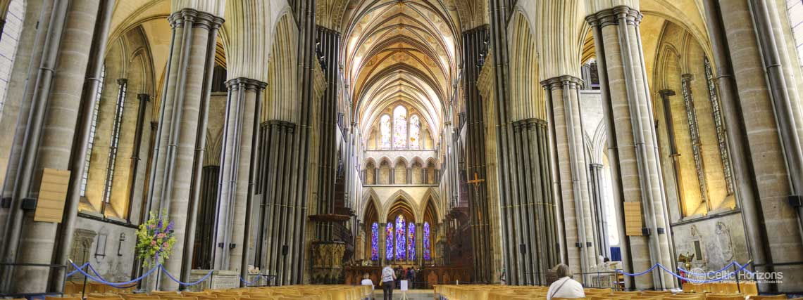 Salisbury - guided taxi tours to Salisbury from Bath and the West of England