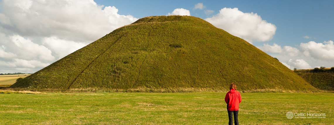 Silbury Hill - guided taxi tours to Silbury Hill from Bath and the West of England