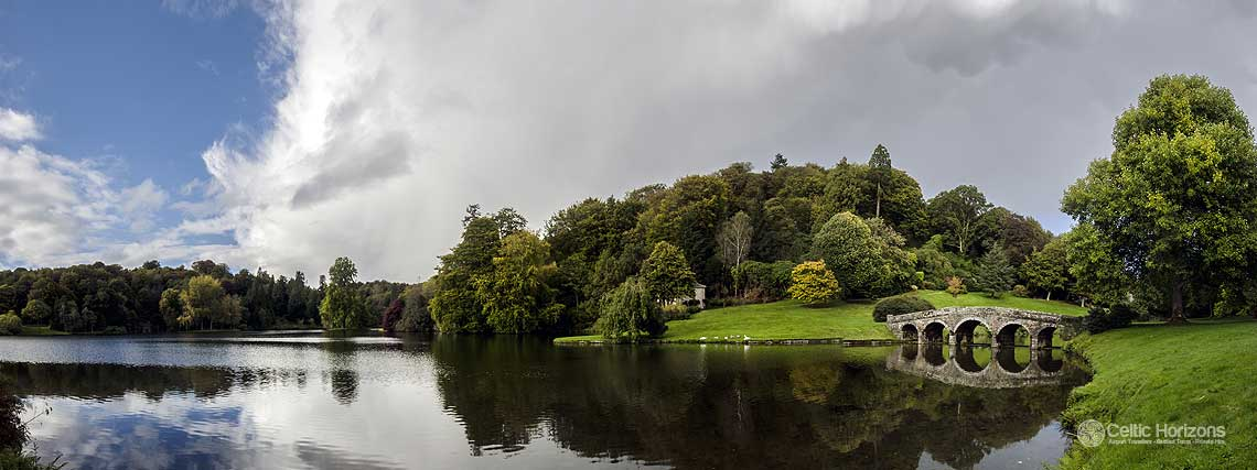 Stourhead - guided taxi tours to Stourhead from Bath and the West of England