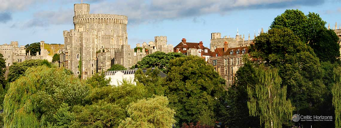 Windsor - guided taxi tours to Windsor from Bath and the West of England