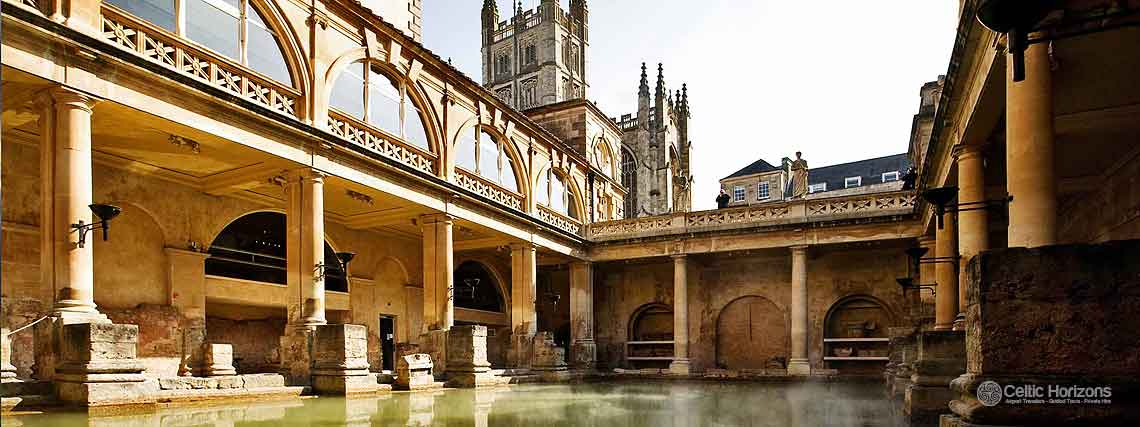 Discover Bath with Celtic Horizons