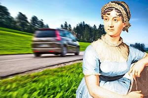 Jane Austen Trail